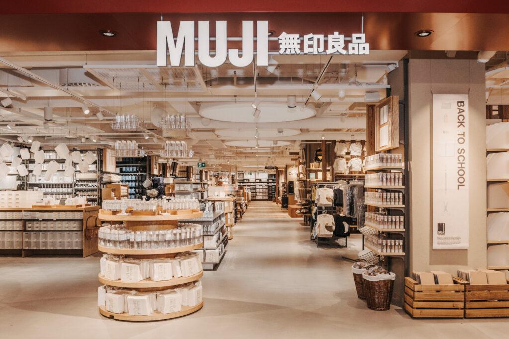 MUJIの画像